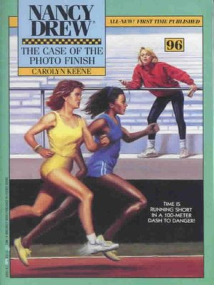 cover image of The Case of the Photo Finish