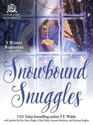 cover image of Snowbound Snuggles