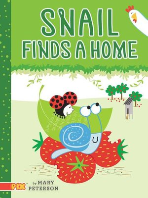 cover image of Snail Finds a Home