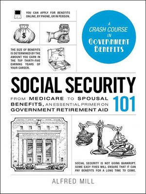 cover image of Social Security 101