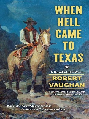 cover image of When Hell Came to Texas