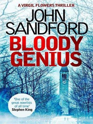 cover image of Bloody Genius