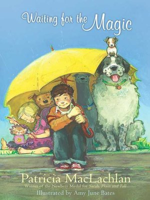 cover image of Waiting for the Magic