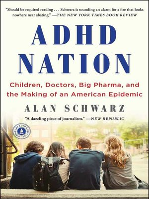cover image of A.D.H.D. Nation