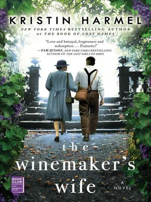 cover image of The Winemaker's Wife