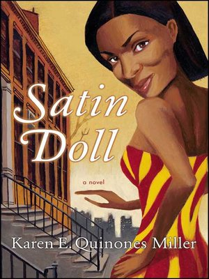 cover image of Satin Doll
