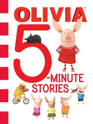 cover image of Olivia 5-Minute Stories