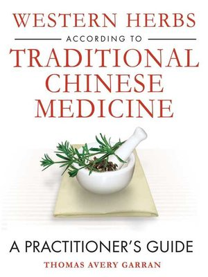 cover image of Western Herbs according to Traditional Chinese Medicine