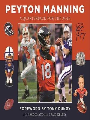 cover image of Peyton Manning