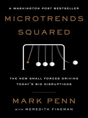 cover image of Microtrends Squared