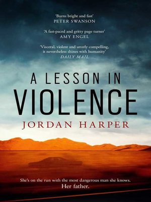 cover image of A Lesson in Violence