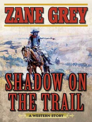 cover image of Shadow on the Trail