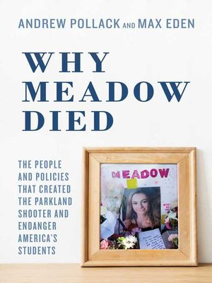 cover image of Why Meadow Died