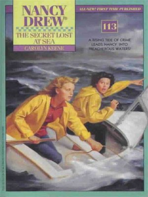 cover image of The Secret Lost at Sea