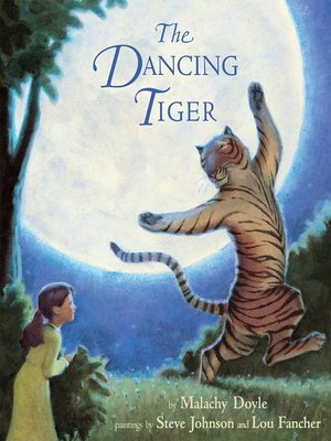 cover image of The Dancing Tiger