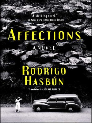 cover image of Affections