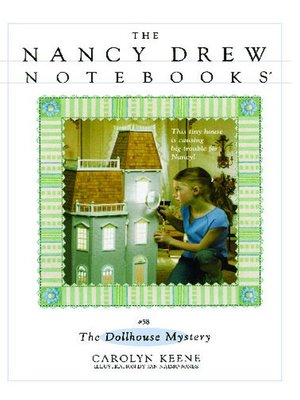cover image of The Dollhouse Mystery