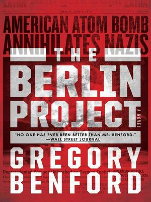 cover image of The Berlin Project