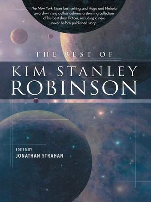 cover image of The Best of Kim Stanley Robinson
