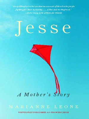 cover image of Knowing Jesse