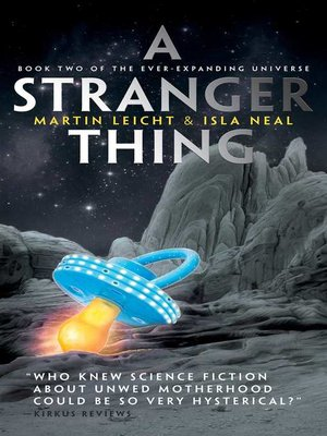cover image of A Stranger Thing