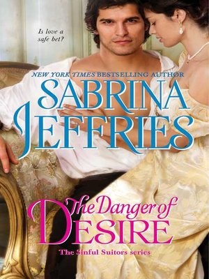 cover image of The Danger of Desire