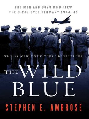 cover image of The Wild Blue