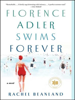 cover image of Florence Adler Swims Forever