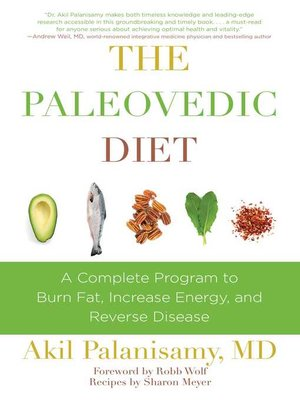 cover image of The Paleovedic Diet