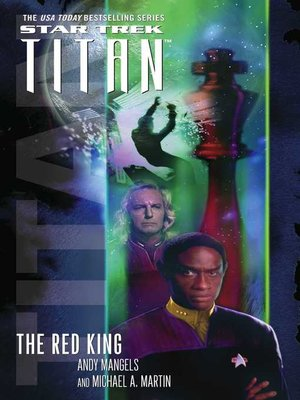 cover image of The Red King
