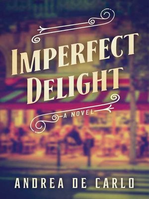 cover image of Imperfect Delight
