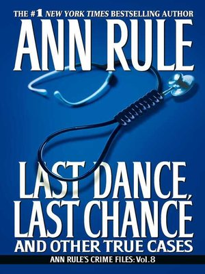 cover image of Last Dance, Last Chance