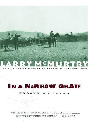 cover image of In a Narrow Grave