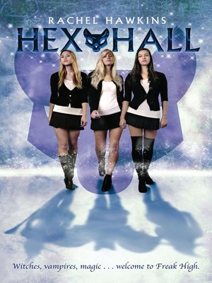 Hex Hall Series Epub