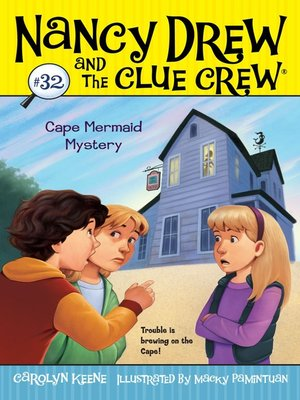 cover image of Cape Mermaid Mystery