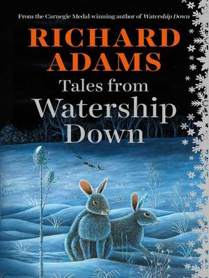 cover image of Tales from Watership Down