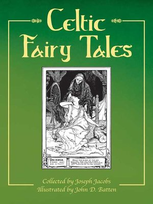 cover image of Celtic Fairy Tales