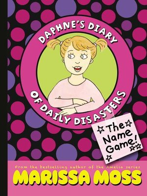 cover image of The Name Game!