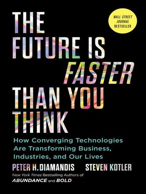 cover image of The Future Is Faster Than You Think