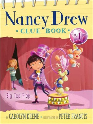 cover image of Big Top Flop