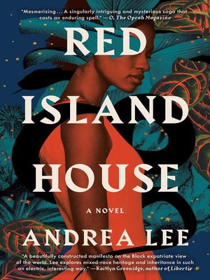 cover image of Red Island House