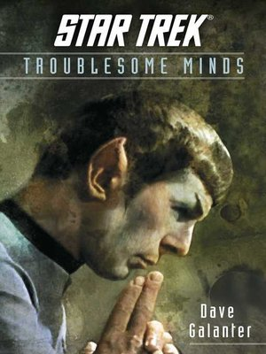 cover image of Troublesome Minds