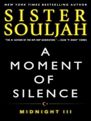 cover image of A Moment of Silence