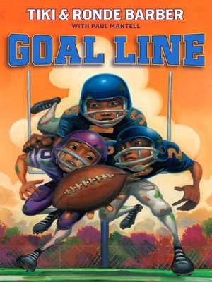 cover image of Goal Line