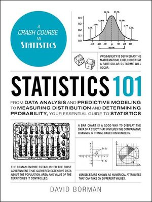 cover image of Statistics 101