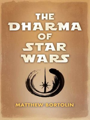 cover image of The Dharma of Star Wars