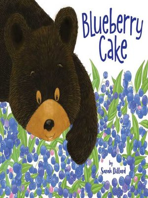 cover image of Blueberry Cake