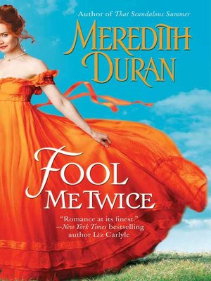 cover image of Fool Me Twice