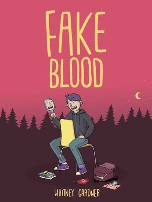 cover image of Fake Blood