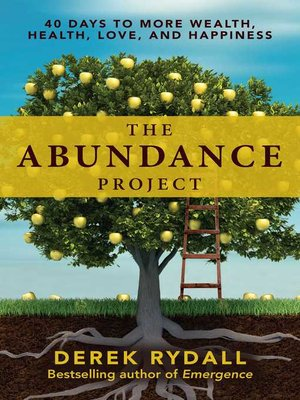 cover image of The Abundance Project
